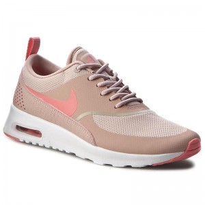 Shoes NIKE - Air Max Thea 599409 610 Pink Oxford Bright Melon White -  Sneakers - Low shoes - Women s shoes - www.efootwear.eu e302dce35