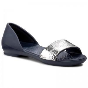 a567be99c1178 Slides CROCS Classic Flip 202635 Khaki. €21.00 · Sandals CROCS - Lina  Embellished Dorsay 204361 Navy Silver