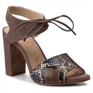 01 I57i69 Casual Femme Sandals Solo Beżzłoty 07 00 73406 UMpGLqSzV