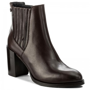 Boots Tommy Hilfiger Penelope 17a Fw0fw01736 Coffee Bean 212