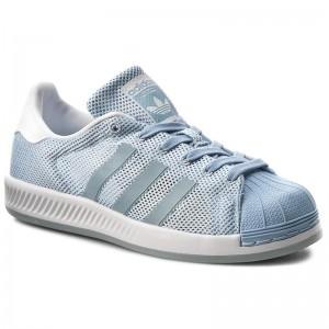 fa0f1affeb847 Shoes adidas - Superstar Bounce BB2941 Easblu Easblu Ftwwht - Sneakers -  Low shoes - Women s shoes - www.efootwear.eu