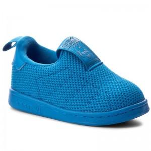 Shoes adidas - Stan Smith 360 Sc I BZ0551 Shoblu/Shoblu/Shoblu