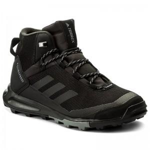 best service 4ca3d 991dc Shoes adidas - Terrex Tivid Mid Cp S80935 CblackCblackGrefou