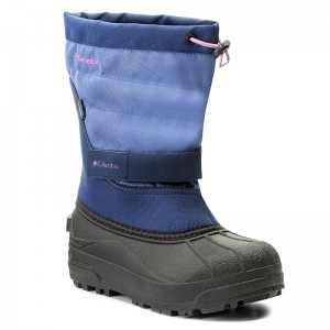 Snow Boots GEOX J Clady B.B Wpf B J745MB 050FU C0749 Navy