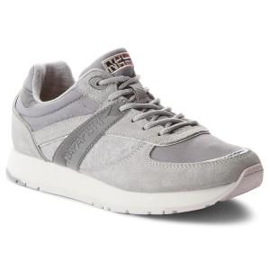 N804 Grey Melange 13778548 NAPAPIJRI Plimsolls Sneakers Minna v7Wzz4