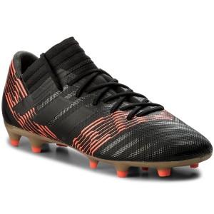 best service 6fabd 28a68 Shoes adidas - Nemeziz 17.3 FG CP8985 CblackCblackSolred