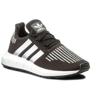 watch 60eca cc9f2 Shoes adidas - Swift Run C CQ2661 CblackSilvmtFtwwht
