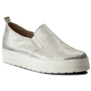 Shoes CAPRICE 9-24651-20 Silver Reptile 991