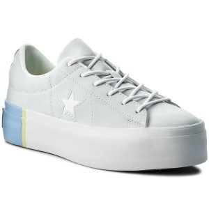 2b5ef9a588f0a Sneakers CONVERSE One Star Platform Ox 559903C Blue Tint/Blue Chill/White