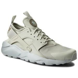 reputable site c8ef6 8287c Shoes NIKE - Air Huarache Run Ultra 819685 015 Light Bone Khaki Pure  Platinum - Sneakers - Low shoes - Men s shoes - www.efootwear.eu