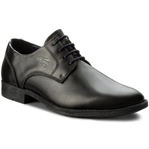 Shoes Low Clarks Wing James Black Formal 261385107 6q46Pxf