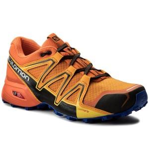 Shoes SALOMON Speedcross Vario 2 400711 27 V0 Bright Marigold/Scarlet Ibis/ Surf The Web
