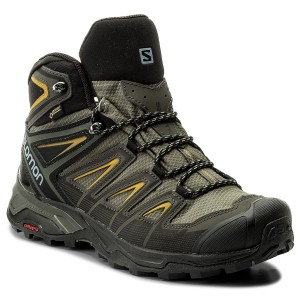 ... Authentic Ltr Gtx W GORE-TEX 404644 21 V0 Lead Stormy Weather Eggshell  Blue. €144.00. €96.00. Trekker Boots SALOMON - X Ultra 3 Mid Gtx GORE-TEX  401337 ... 8069abc5b5