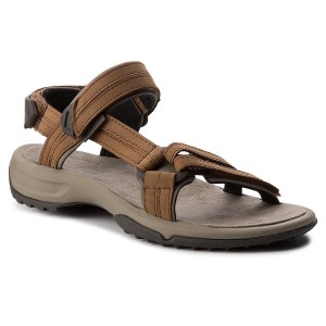 470a823c8ccb3b Sandals TEVA - Tirra Leather 4177 Rust - Casual sandals - Sandals ...