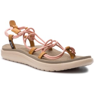 109d7f99e8ad Sandals TEVA - Voya Infinity 1019622 Tropical Peach - Casual sandals -  Sandals - Mules and sandals - Women s shoes - www.efootwear.eu