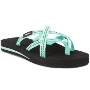 599958889620b4 Slides TEVA - Olowahu 6840 Lindi Sea Glass - Flip-flops - Mules and sandals  - Women s shoes - www.efootwear.eu