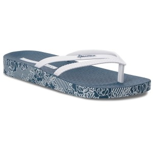 Slides IPANEMA - Bossa Soft II Fm 82282 Blue/White 22412