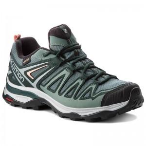 0b12593cd529 Shoes SALOMON - Xa Elevate W 401380 20 V0 Beach Glass Reflecting ...