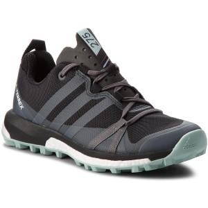 adidas Damen Terrex Tracerocker GTX Traillaufschuhe, Schwarz (Cblack/Carbon/Ashgrn Cblack/Carbon/Ashgrn), 42 EU