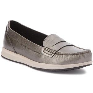 Low Aa274272 Big Moccasins Shoes Star Silver z6TT8I