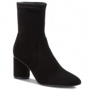 Suede Margot 75 YL53451 Black WEITZMAN STUART Boots 4nxAHH
