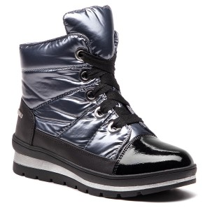 Snow Boots LOWA - Kazan II Gtx Mid Ws GORE-TEX 420511 Blau 0640 ... 72c3de050bd