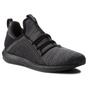 ea7f973892d7fa Shoes PUMA - Mega Nrgy Heather Knit 191095 06 Iron Gate Puma Black -  Fitness - Sports shoes - Men s shoes - www.efootwear.eu