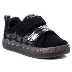 31f740ef Shoes CLARKS - Chilvergo Gtx GORE-TEX 261277447 Black Leather ...