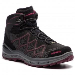 Trekker Boots LOWA Aerox Gtx GORE-TEX 320611 Black Berry 9952. €207.00.  €140.00 · Knee High Boots LOWA - Lily II Gtx Mid Junior GORE-TEX 350131  Burgundy  18b2e9c56aa