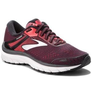 fc25b3ea57d6e Shoes BROOKS - Ravenna 9 120269 1B 027 Ebony Diva Pink White ...