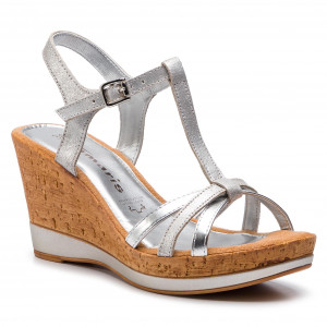 Flats TAMARIS 1 22129 20 Black Uni 717 Ballerina shoes