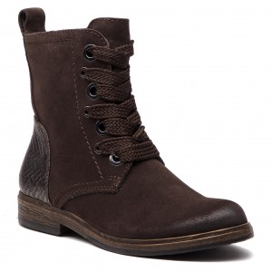 a20f27c5eed516 Boots TED BAKER - Sailly 9-16628 Dk Grey - Boots - High boots and ...