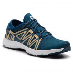 2b05f06c75d Shoes SALOMON - Crossamphibian Swift 2 406832 27 V0 Poseidon/Taos  Taupe/Ebony
