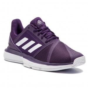 online retailer 00e3e 20aac Shoes adidas - CourtJam Bounce W CG6355 LegpurFtwwhtMsilve