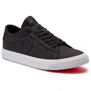 detailed look 35fe4 c6dc6 Shoes NIKE - Sb Zoom Blazer Low Cnvs Decon AH3370 001 Black Black Anthracite