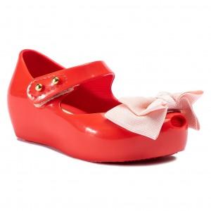 buy online a7b91 cba42 Shoes MELISSA - Mini Melissa Ultra Sweet Bb 31652 RedPink 50962