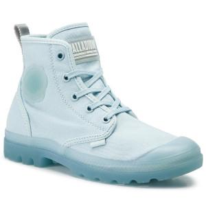 7a7babef39ab2 Hiking Boots PALLADIUM - Pampalicious 96205-422-M Starlight Blue