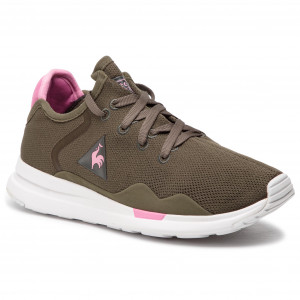 best service 3847a 29e0b Sneakers LE COQ SPORTIF - Solas 1910513 Olive Night Pink Carnation