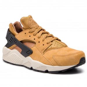 d911c0a5a586 Shoes NIKE - Air Huarache Run Prm 704830 700 Wheat Black Light Bone
