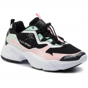 Runner S19s White Statement Msc1865 Ste003n Sneakers Plein Sport PXZiuOk