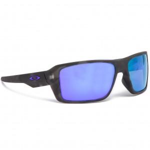 85f29b9098e Sunglasses OAKLEY Double Edge OO9380-0466 Black Tortoise Violet Iridium