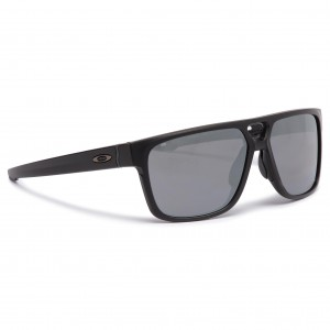 3ba1c8d2f5 Sunglasses OAKLEY Crossrange Patch OO9382-0660 Matte Black Prizm Black  Iridium