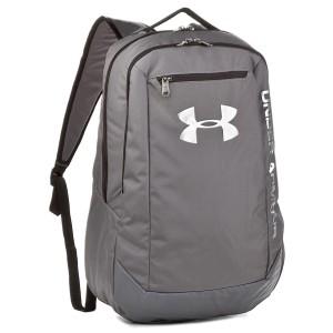 662c13ab4d717 Backpack UNDER ARMOUR Ua Hustle Backpack 1273274-040 Ldwr Gph Gph Slv