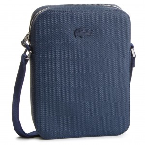 1d8f03addd Messenger Bag LACOSTE - NH2179CE Peacoat 021 - Men s - Youngsters  bags -  Leather goods - Accessories - www.efootwear.eu