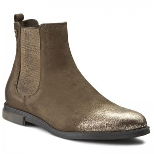 Ankle Boots CARINII B3560/F I43-000-PSK-B50