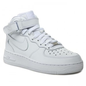 Shoes NIKE - Air Force 1 Mid '07 315123 111 White