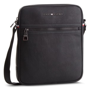 125fdd710c Messenger Bag TOMMY HILFIGER - Essential Slim ReporteR AM0AM01716 002