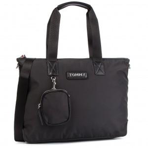 Handbag LIU JO - Borsa 2 Manici V19123 T5201 Nero 22222 - Canvas ... 00c26eb1304