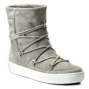 Moon Boot PULSE MID - Winter boots - light grey zWvCZbmsJb