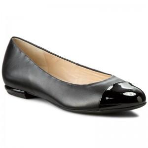 Högl Blacknude Flats Shoes 7 Ballerina Low 0118 100040 uiPkXZO
